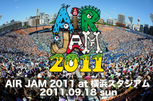 AIR JAM 2011