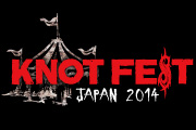 KNOTFEST JAPAN 2014