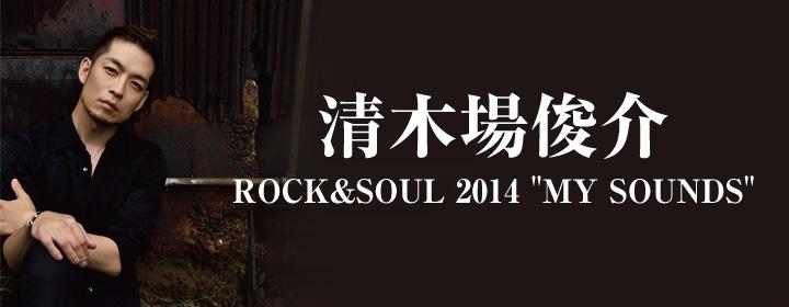 ROCK&SOUL 2014