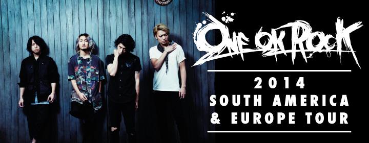 2014 SOUTH AMERICA & EUROPE TOUR