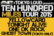 """Ten Hundred Miles Tour 2015"""