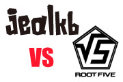 jealkb VS ROOT FIVE
