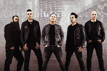 Stone Sour 【Special Guest】MAN WITH A MISSION