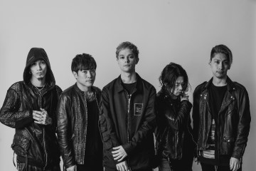coldrain ANOTHER DECADE IN THE RAIN TOUR 2018