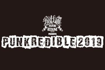 REDLINE presents PUNKREDIBLE 2019