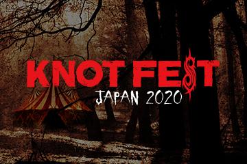 KNOTFEST JAPAN 2020 H.I.P.会員用