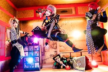 BabyKingdom SPRING ONEMAN TOUR「忍気忍法帖〜音撃術ノ乱〜」